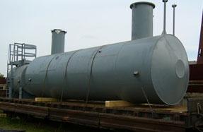 Московский завод резервуарного оборудования | Производство подземных дренажных емкостей ЕП и ЕПП