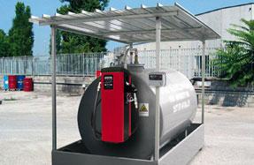 Московский завод резервуарного оборудования | Топливные модули и модульные резервуары